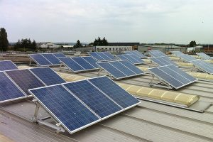 Solar Panels for Flat Roofs