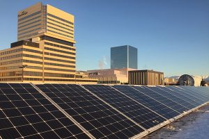 Solar Panels for Offices