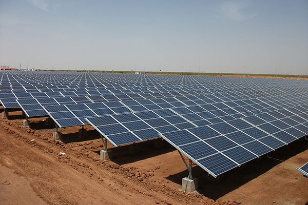 Solar Power Plant System in Madhya Pradesh